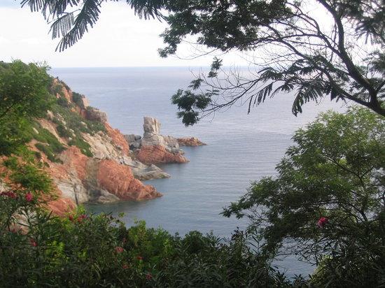 Arbatax Park Resort - Borgo Cala Moresca: Vista do hotel