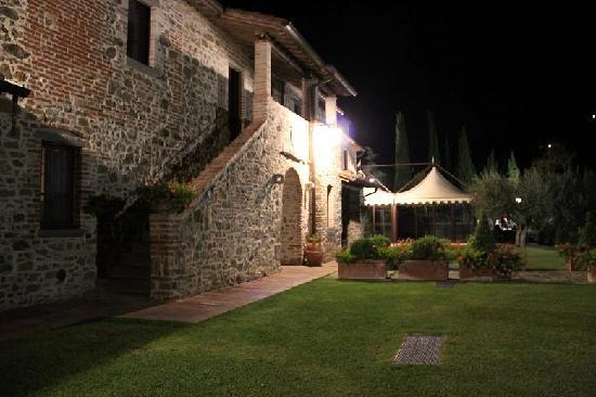 Villa San Crispolto: The Villa