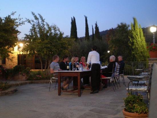 Villa San Crispolto: Wine Tasting