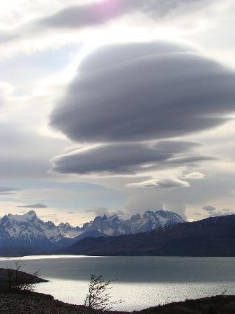 Torres del Paine National Park: Nubes patagónicas