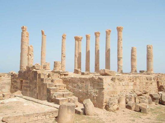 Benghazi, Libya: Jupiter Temple