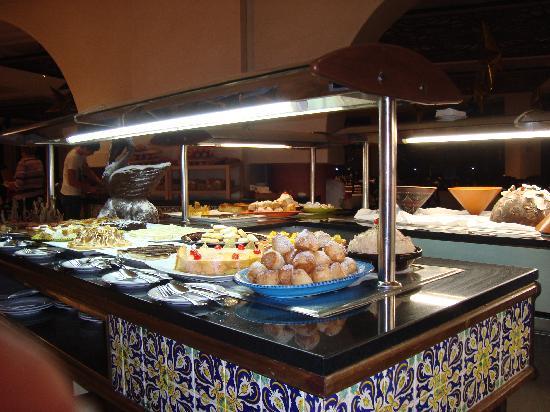 IBEROSTAR Royal El Mansour & Thalasso: Das üppige Buffet