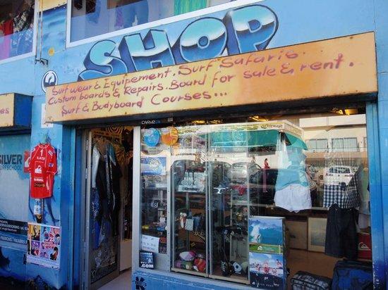 K16 Surf Shop: le shop