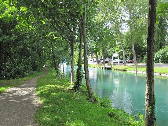 Wörthersee: canal Klagenfurt 1