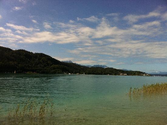 Wörthersee: lake