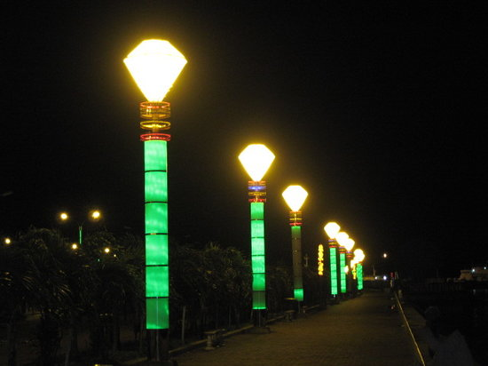 Puerto Princesa City Baywalk Park