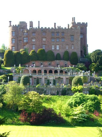 Welshpool, UK: The Castle