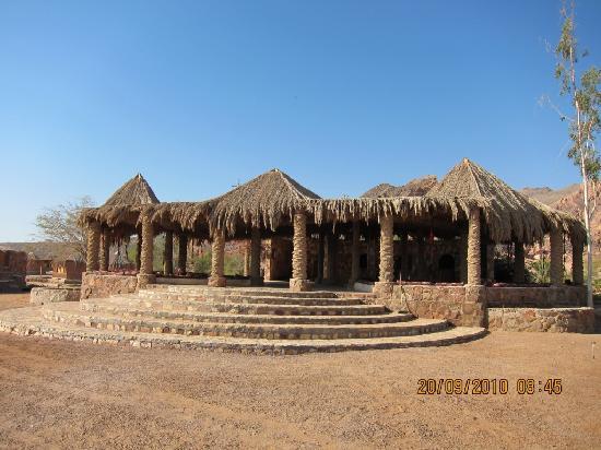 Maagana Camp Nuweiba: Restaurant