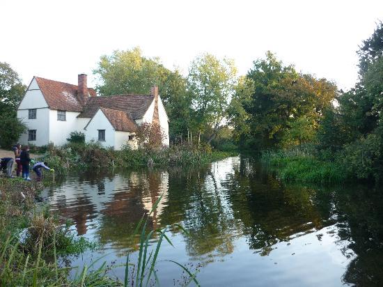 Flatford Mill: Willie Lotts Cottage at Flatford