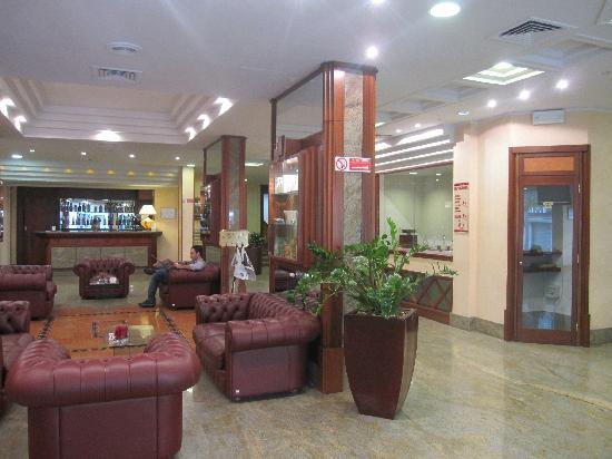 Hotel Orientale - reception