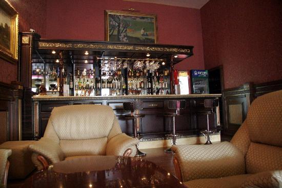 Best Eastern Hotel Metropol: Bar area