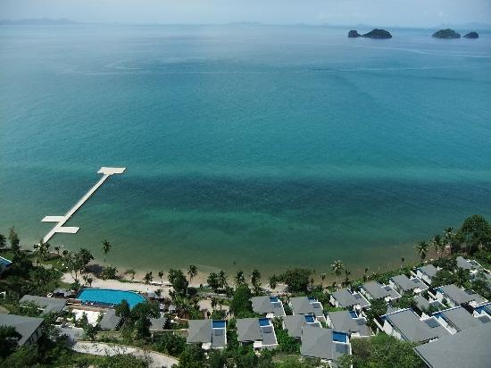 Conrad Koh Samui: View from the room