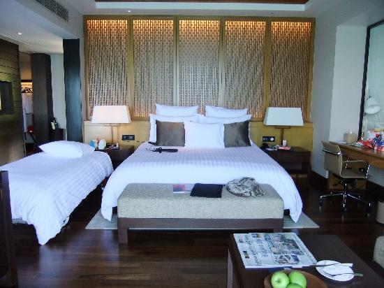 Conrad Koh Samui: Room view