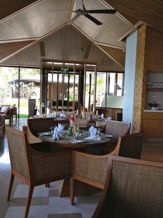 Conrad Koh Samui : Breakfast Room