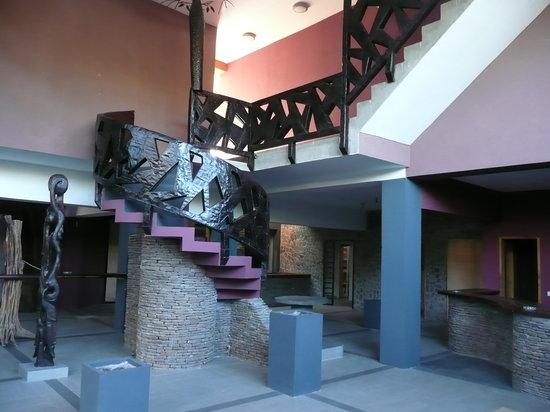 Hotel Sarimanok : L'entrée