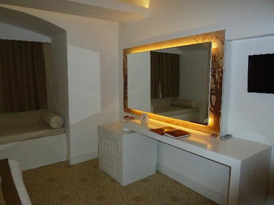 Avrasya Hotel: chambre