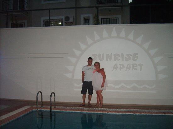 Apartments Sunrise Best Bar Man In Marmaris Ismail