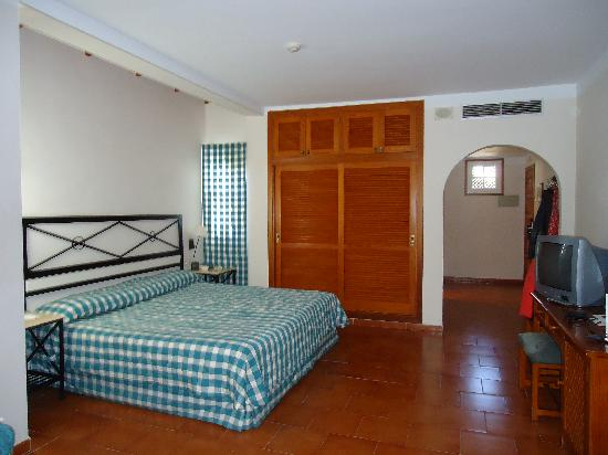 Hotel Jardin Tecina: Standardzimmer mit Meerblick