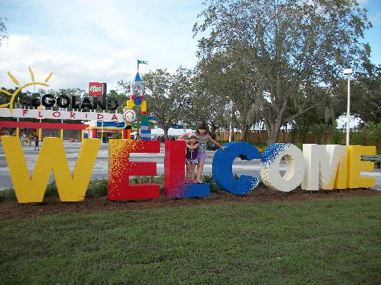 LEGOLAND Florida Resort: Bienvenue