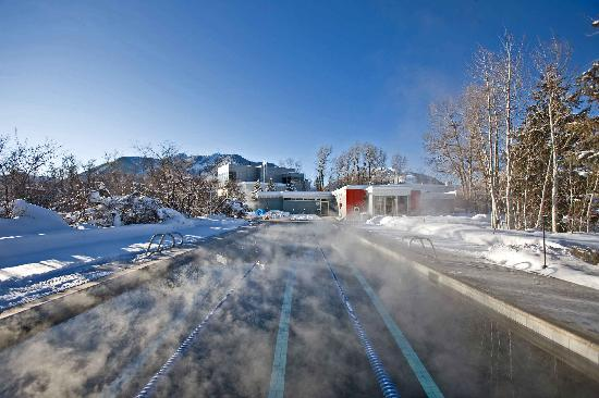 Aspen Meadows Resort: Year-round heated saline pool and hot tub, the property also boasts a full scale health club wit
