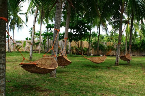 San Francisco, Filipina: hammocks of paradise