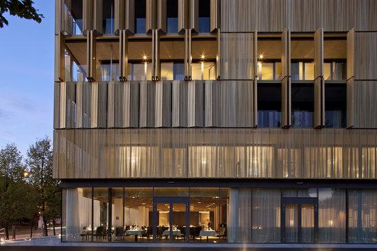 Austria Trend Hotel Park Royal Palace Vienna: Außenfassade
