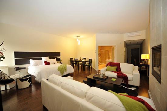 Hotel Le Navigateur : Suite Nuptiale
