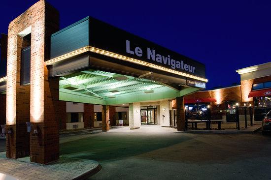 Hotel Le Navigateur: Extérieur hôtel