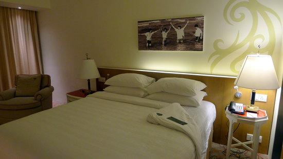 Hard Rock Hotel Penang: Hard Rockl Room