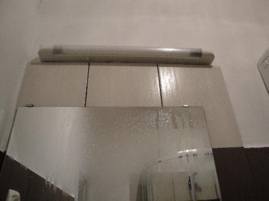 Alibi M14 : Umidità nel bagno!!!