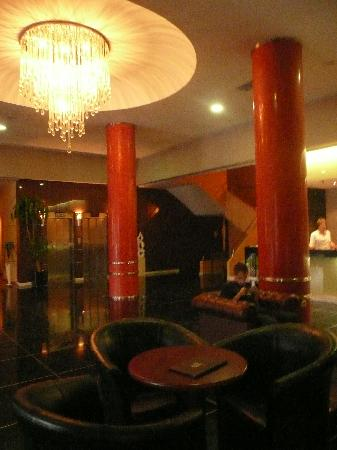 ‪‪Congo Palace Hotel‬: Reception area‬