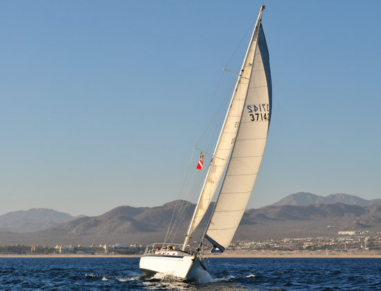 Blue Ocean Sailing