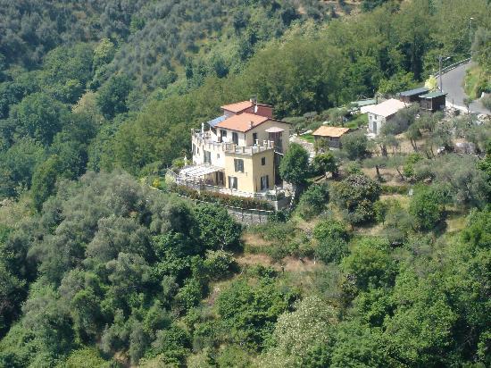 Villa Paggi Country House : Villa Paggi