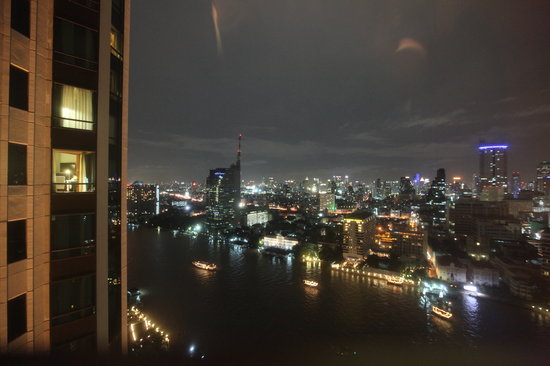 The Peninsula Bangkok: view