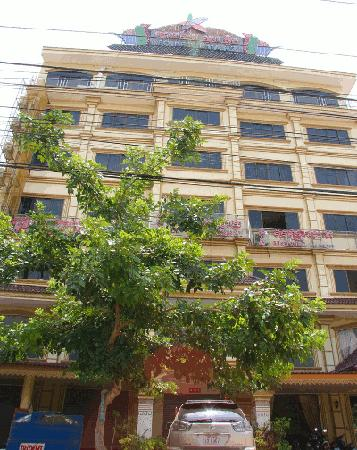 Poipet, Cambodge : Ly Heng Chhay Hotel