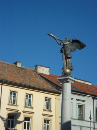 Uzupis Angel
