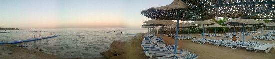 Veraclub Queen Sharm: la spiaggia