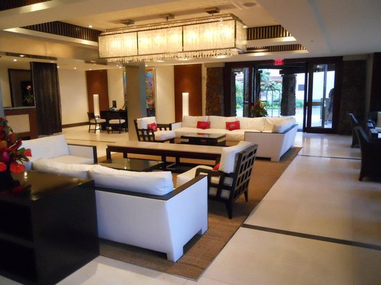 Koa Kea Hotel & Resort: View of lobby.