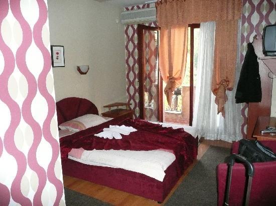 Hotel Ani Skopje Zimmer