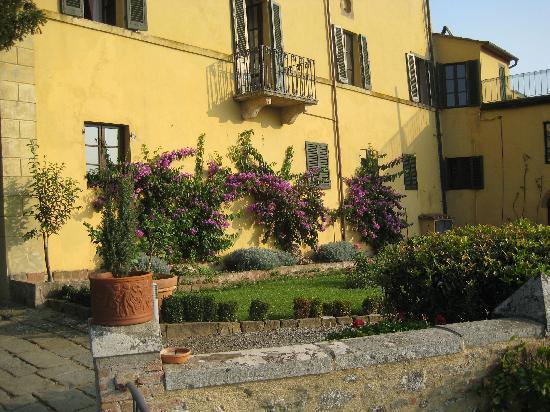 Dievole: The Villa