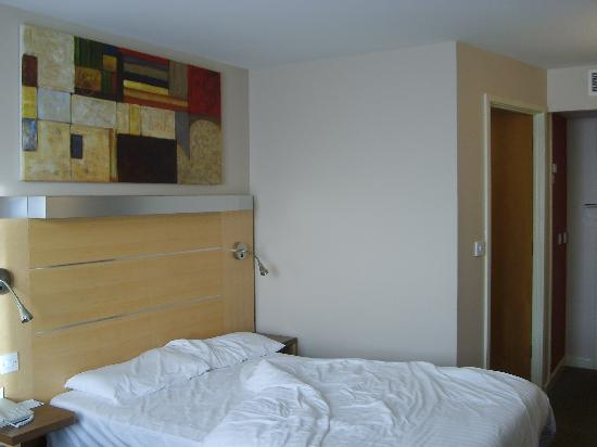 Holiday Inn Express London-Limehouse: La chambre
