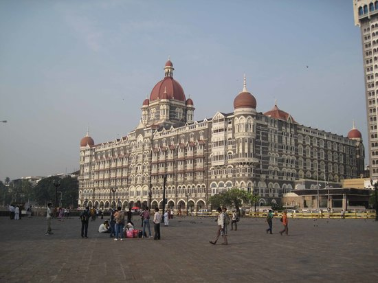 The Taj Mahal Palace: The hotel
