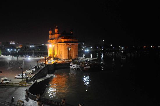 The Taj Mahal Palace, Mumbai: The view