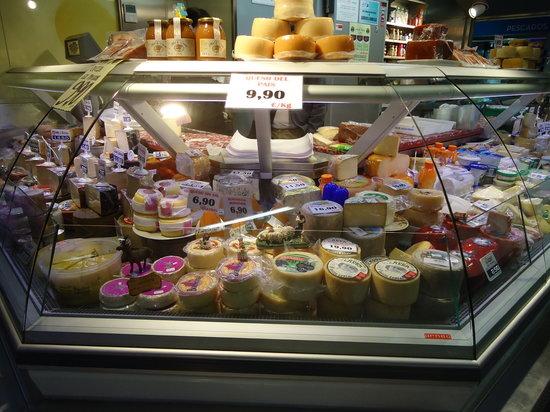 La Ribera Market : alles Käse, aber was für einer!