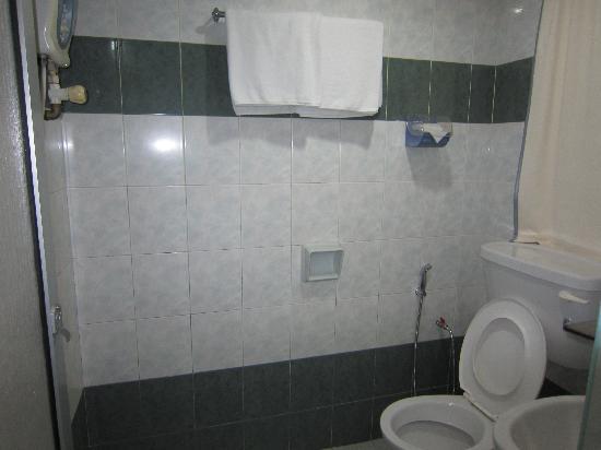 Goodhope Hotel: Bathroom