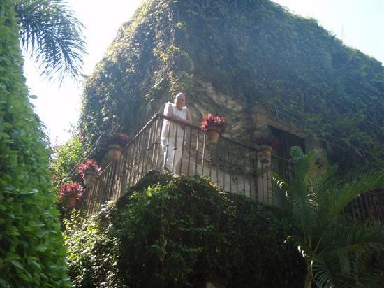Hacienda San Gabriel de las Palmas : BALCON DE HAB EL CORONEL