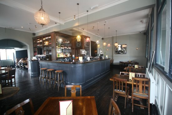 The Old Haberdasher: Main Bar