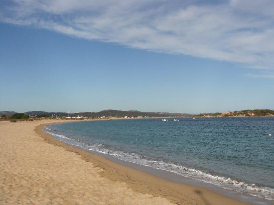 Hotel Le Dune: The beach