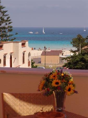 Hotel Krimar: terrazza
