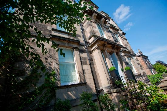 Merchiston Residence: Exterior of apartments